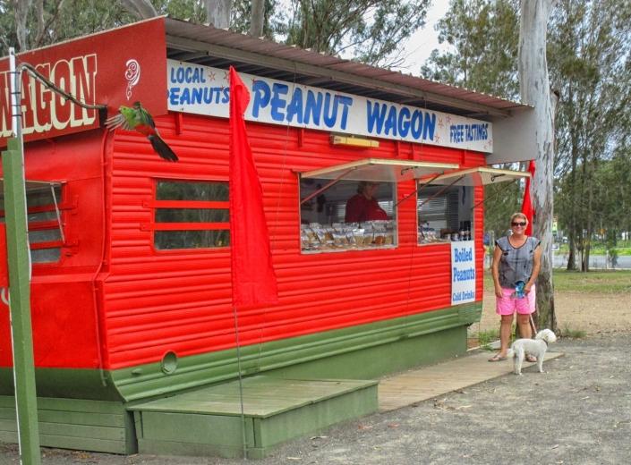Peanut Wagon
